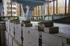 Den udtørede svømmehal (Ukraine)