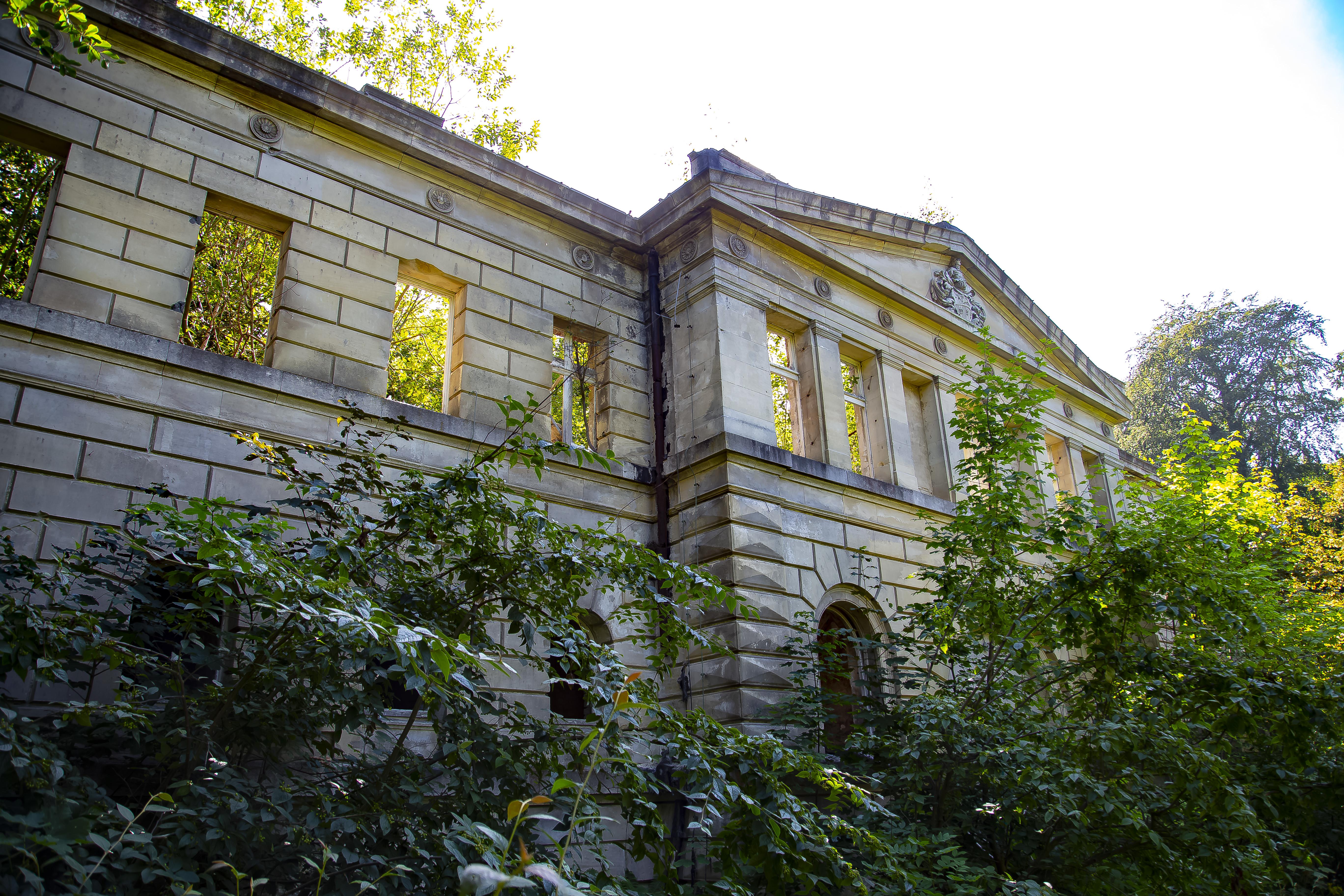 Kriegsmarinens gamle slot(Tyskland)