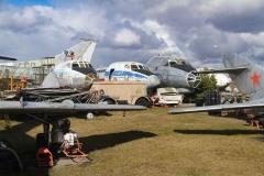 Den sovjetiske flykirkegård (Letland)