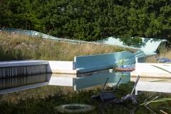 Det udvandede badeland (Danmark)